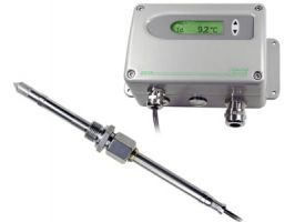 Dew point and temperature transmitter