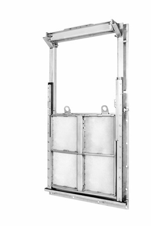 Superior Quality Stainless Steel Slide Gates.