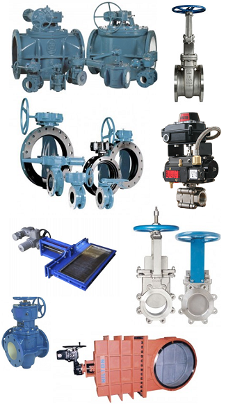 On-Off Control Valves